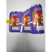 12 Warna Biskuit Plastik Roll Film