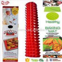 Eco-Friendly Easy Washing Durable Non Stick Silicone Baking Mat