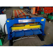 Hydraulic Cold Rolling Machine Colour Coated Roofing Sheet Machine