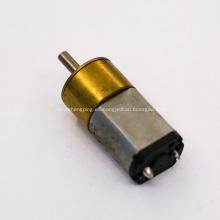 Motor de engranaje de candado pequeño de 16 mm 6 V
