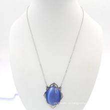 Sapphire Design Fashion Gem ожерелье ювелирные изделия Создание Принадлежности