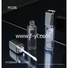 Recipiente de labios con espejo LED