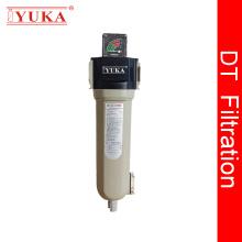 Filtres à air comprimé à faible chute de pression