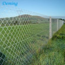 Quality wholesale Used galvanized chain link fence
