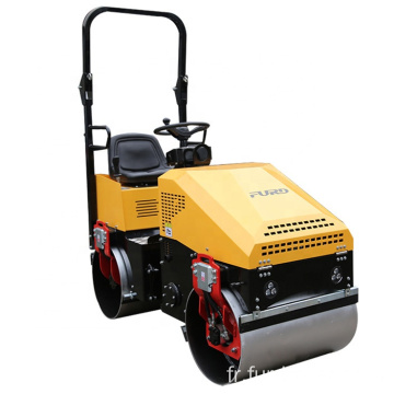 FYL-890 Good Performance 1 Ton Double Drum Vibratory Tamping Roller