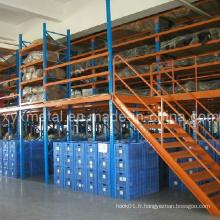 Fabrication de rack de structures en mezzanine de haute qualité
