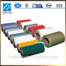China Competitive Coated Aluminum Coil Manufacturers