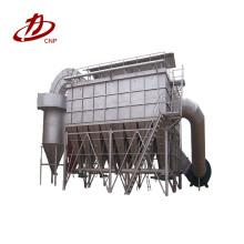 Filtro de bolsa de colector de polvo con sistema de pulso de uso en aplicación de carbón