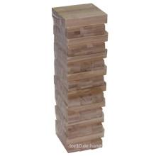 Bamboo Jenga Spiel