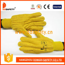 8oz Yellow Garden Labor Gloves