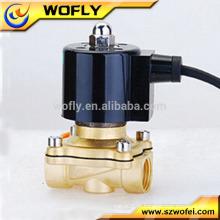Sistema de fonte de água aplicado válvula solenóide de ação rápida
