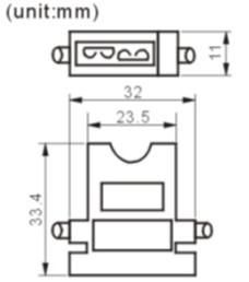 FH-618-1 fuse holder