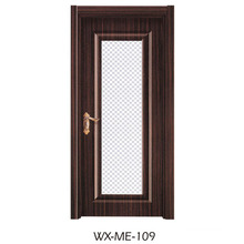 Niedriger Preis Ausgezeichnete Qualität Hotsale Melamin-Tür (WX-ME-109)