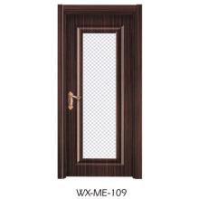 Faible qualité Excellente qualité Hotsale porte en mélamine (WX-ME-109)