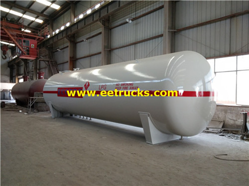 60 M3 25MT LPG Gas Storage Vessels