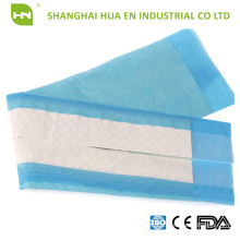 soft confortable non-woven adult underpad