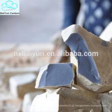 Preços profissionais de minério de bauxita de bauxita calcinados com conteúdo de 60-88%.