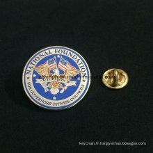 Fabricant En Gros De Haute Qualité En Métal Personnalisé Badge Épinglette