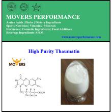 Protéine de Thaumatin de Sweetner de grande pureté