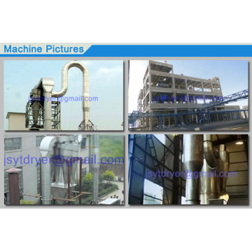 Wheat Starch Air Stream Dryer Machine