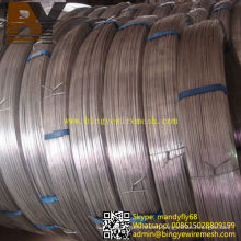 Hot-Dipped Galvanized Oval Flat Wire