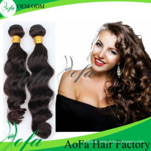 7A Grade Unprocessed Human Hair Virgin Remy Hair Weft