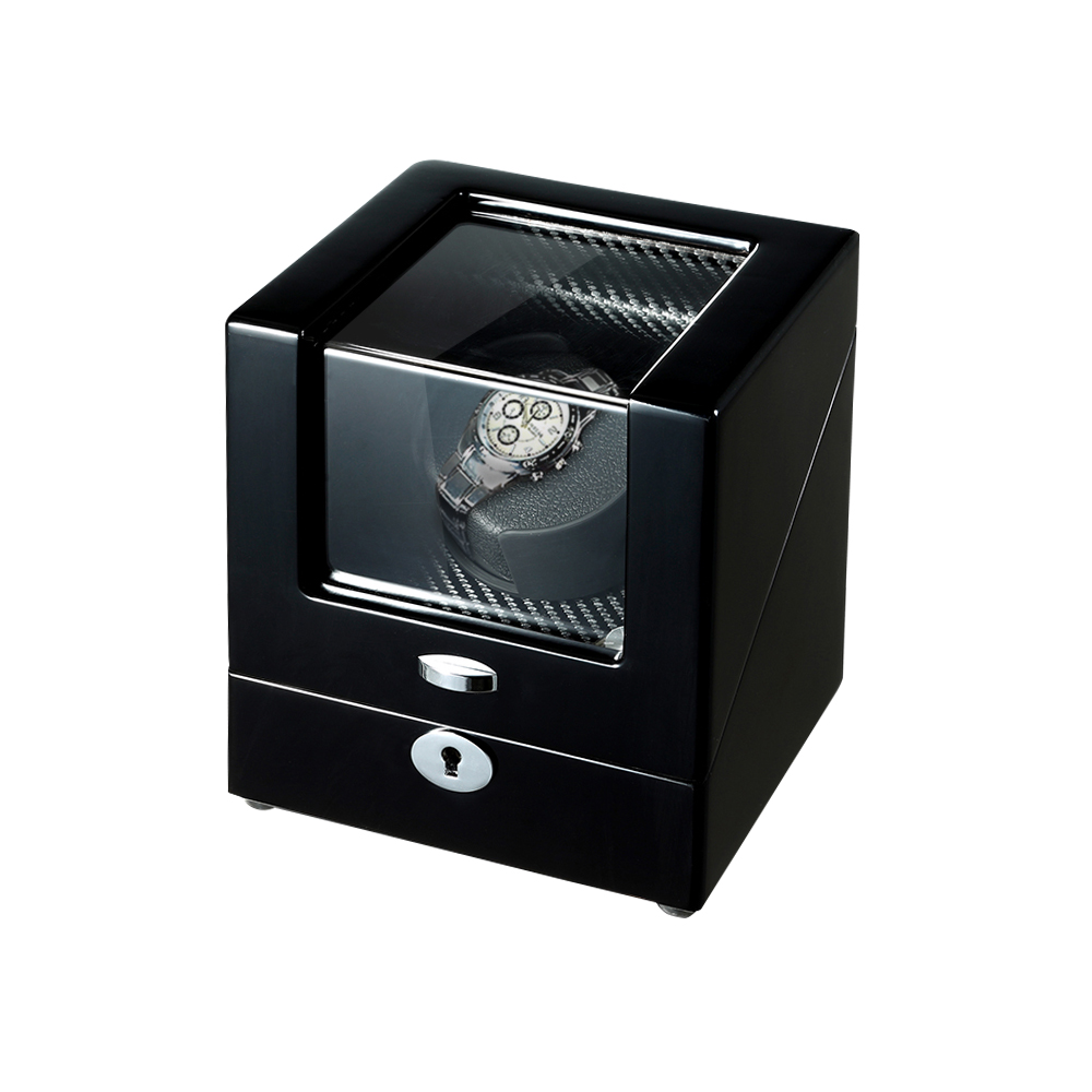 Wooden Grain Auto Watch Winder
