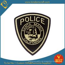 Günstige benutzerdefinierte California Police Stickerei Patch (LN-0159)