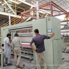 Wholesale Modern Design Nonwoven Technicals Carding Machine Wool Carding Machine Plain Carpet Making Machine