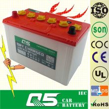 JIS-N80 12V80ah Dry Battery for Yacht Boat