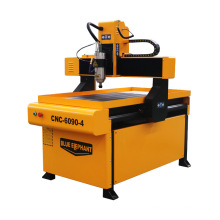 Mini CNC Wood Working Router for Jade Marble Wood 6090