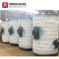 0.1ton-1ton Vertical Bunker Oil Steam Generator Boiler