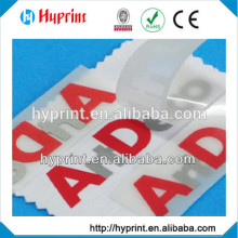 2015 Custom heat transfer film on textile, PU,factory direct wholesale