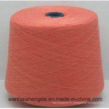 Fil de tissage en polyester / acrylique / laine mélangée