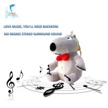 Китайская электронная детская музыкальная плюшевая игрушка