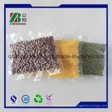 Герметичный вакуумный мешок с тремя сторонами для упаковки и хранения пищевых продуктов (ZB288)
