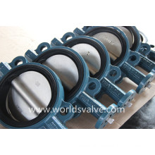 Resilient Seated Butterfly Valve (D71X-10/16)