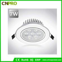 Guter Preis Aluminium 7W LED Downlight