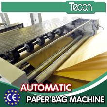 Industrie Paper Bag Make Machinery avec contrôle automatique