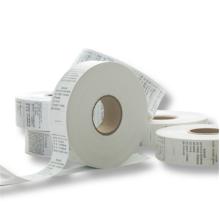 NX219 Factory Wholesale custom nylon taffeta ribbon printer ribbons for garment labels