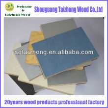 Wasser-Proof Melamin Laminated Particle Board
