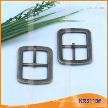 Металлические пряжки 24,5 мм для обуви, сумки или ремня KR5118
