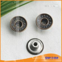 Metal Button,Custom Jean Buttons BM1348