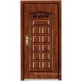 Turkish Style Steel Wooden Armored Door (LTK-A035)