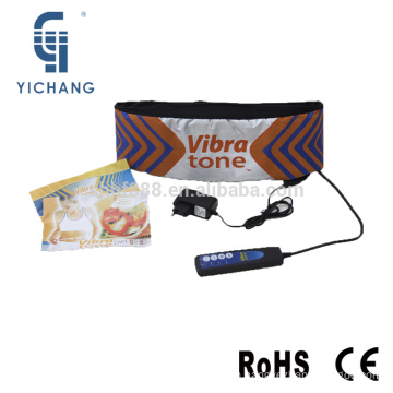 rechargeable batteryhealth care product massage machines massage vibrating slimming belt