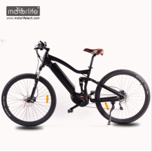 BAFANG motor 36V6500W elektrische mountainbike, große power batterien e-bike aus china
