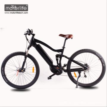 2018 БАФАНЕ середине диска 36V500W электрический горный велосипед для продажи