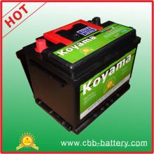 ISO zugelassen 55ah 12V Automotive SMF Auto Auto Batterie DIN55-Mf