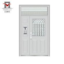 design élégant de portes de fer de la mode moderne