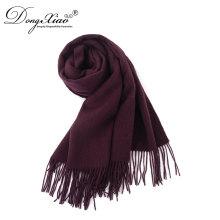 L'Europe de l'Ouest les meilleurs produits de vente écharpe tricotée de cachemire avec la belle frange